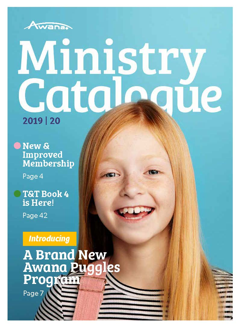 Ministry Catalogue 2019-2020