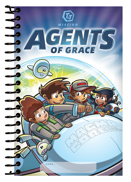 Mission: Agents of Grace